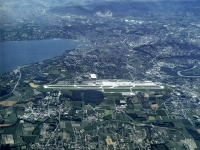 Geneve, scheme for redevelopment of Geneva's airport. - 1997