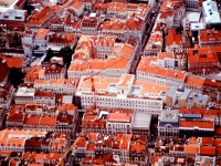 Chiado's reconstruction project - Lisbon - 1996