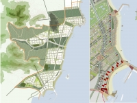 Creation of a new cosmopolitan and integrated tourist system in Rizhao. - comp