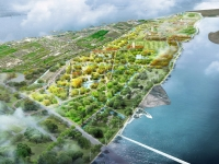 Changxing Island Suburban Park Planning International Consultancy - Large PARK for SHANGHAI Main attraction for the Country and International Tourism. - comp