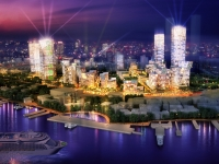 West Bank World Media City - comp
