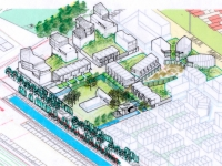 Urban Masterplan for Terwijde Subcenter -